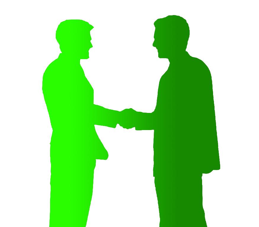 Affiliate Marketing ist eine partnerschaftliche Zusammenarbeit.
